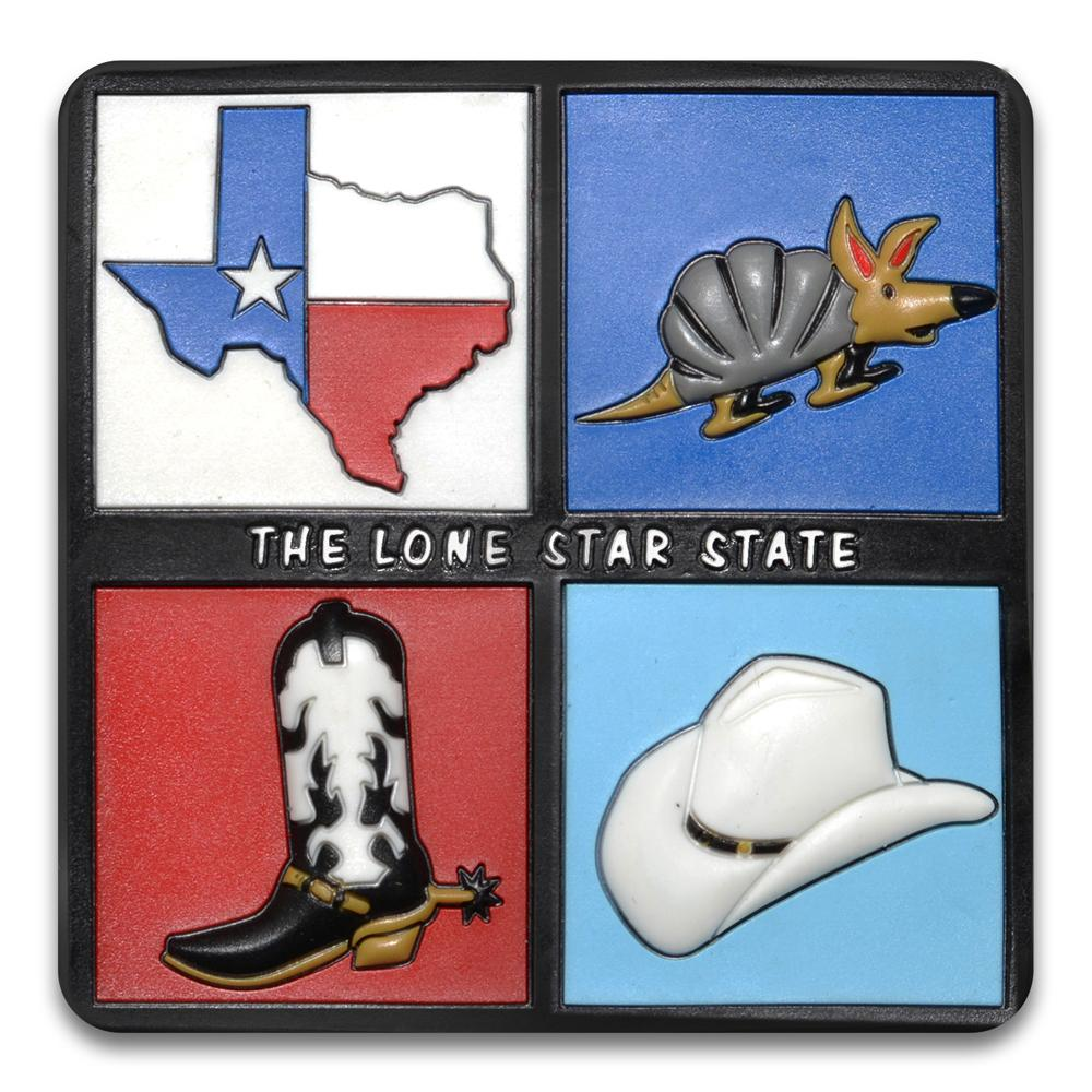 Lone Star State Magnet