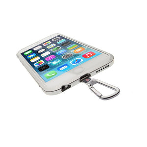 Phone Lasso Universal Smartphone Retention Kit With Detachable Wrist Strap