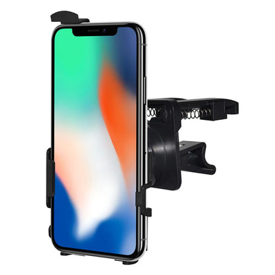AMZER Swiveling Air Vent Mount for iPhone X