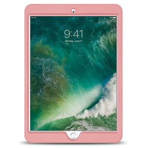 Dual Layer Hybrid Case - Pink for Apple iPad 9.7