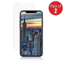 Load image into Gallery viewer, Case Friendly 2.5D Curved Anti Shatter Scratch and Impact Resistant 0.3MM Tempered Glass Screen Protector for iPhone X
