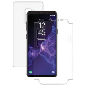 AMZER ShatterProof Screen Protector - Full Body Coverage for Samsung Galaxy S9 Plus