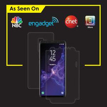 Load image into Gallery viewer, AMZER ShatterProof Screen Protector - Full Body Coverage for Samsung Galaxy S9 Plus