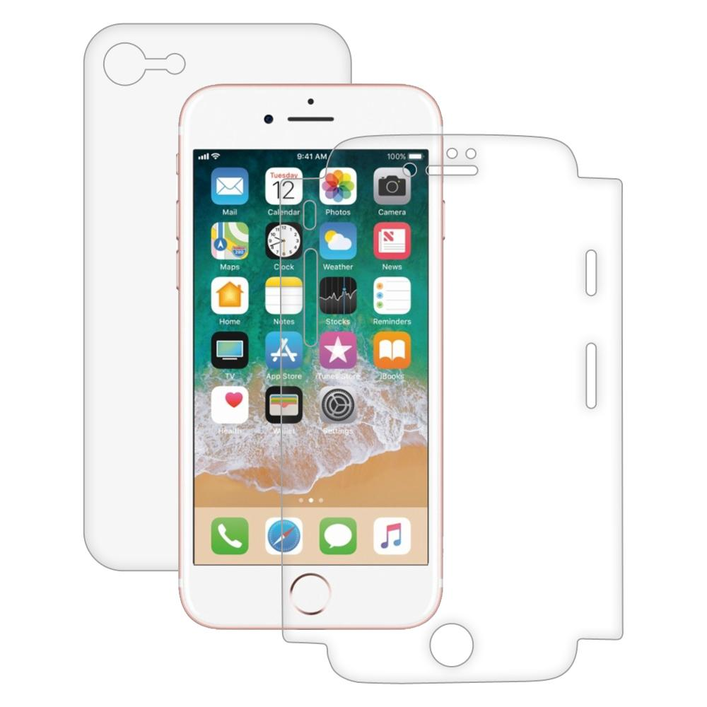 AMZER ShatterProof Screen Protector - Full Body Coverage for iPhone 7, iPhone SE 2020