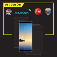 Load image into Gallery viewer, AMZER ShatterProof Screen Protector - Full Body Coverage for Samsung Galaxy Note8 SM-N950U