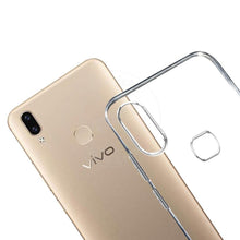 Load image into Gallery viewer, AMZER Premium Flex TPU Skin Cover - Clear for Vivo V9