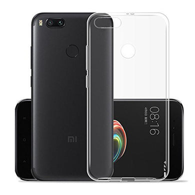 AMZER Premium Flex TPU Skin Cover - Clear for Xiaomi Mi 5X