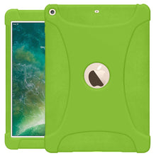 Load image into Gallery viewer, The new 9.7 iPad 2018 Jelly Case Green