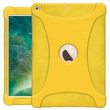 Load image into Gallery viewer, The new 9.7 iPad 2018 Jelly Case Yellow