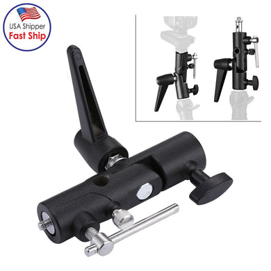 H Type Multifunctional Flash Light Stand Umbrella Bracket
