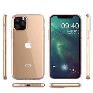 AMZER Ultra Slim TPU Soft Protective Case for iPhone 11 - fommystore