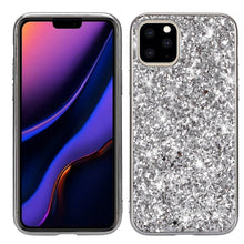Load image into Gallery viewer, AMZER Shockproof Glitter Powder TPU Protective Case for iPhone 11 Pro Max - fommystore
