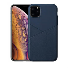Load image into Gallery viewer, AMZER Shockproof Soft TPU Leather Protective Case for iPhone 11 Pro - fommystore