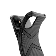 Load image into Gallery viewer, AMZER Diamond Design TPU Protective Case for iPhone 11 - Black - fommystore