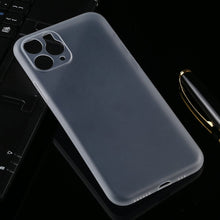 Load image into Gallery viewer, AMZER Ultra Thin Frosted PP Case With Exact Cutouts for iPhone 11 Pro Max - fommystore