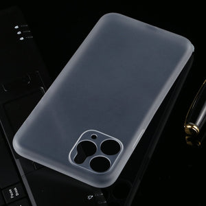 AMZER Ultra Thin Frosted PP Case With Exact Cutouts for iPhone 11 Pro Max - fommystore