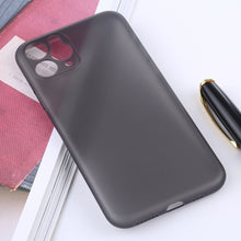 Load image into Gallery viewer, AMZER Ultra Thin Frosted PP Case With Exact Cutouts for iPhone 11 Pro - fommystore