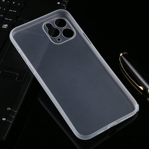 AMZER Ultra Thin Frosted PP Case With Exact Cutouts for iPhone 11 Pro - fommystore