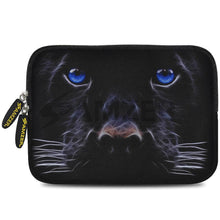 Load image into Gallery viewer, AMZER 10.5 Inch Neoprene Zipper Sleeve Pouch Tablet Bag - Blue Eyes