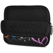 Load image into Gallery viewer, AMZER 7.75 Inch Neoprene Zipper Sleeve Pouch Tablet Bag - Love Wonders