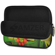 Load image into Gallery viewer, AMZER 10.5 Inch Neoprene Zipper Sleeve Pouch Tablet Bag - Frog Wave