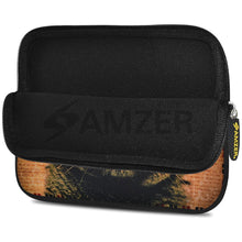 Load image into Gallery viewer, AMZER 7.75 Inch Neoprene Zipper Sleeve Pouch Tablet Bag - Shocked Cat