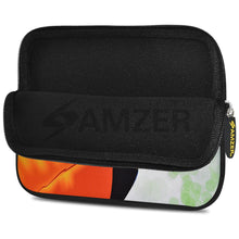 Load image into Gallery viewer, AMZER 7.75 Inch Neoprene Zipper Sleeve Pouch Tablet Bag - Toucan