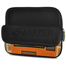 Load image into Gallery viewer, AMZER 7.75 Inch Neoprene Zipper Sleeve Pouch Tablet Bag - Good Old Days TV