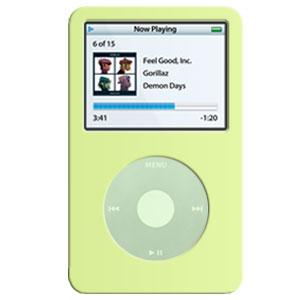 AMZER Skin Cases for iPod Video 30GB
