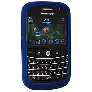 RIM (OEM) BlackBerry® Skin Case - Blue - GB