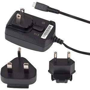 RIM (OEM) BlackBerry® Micro USB Travel Wall Charger - GB