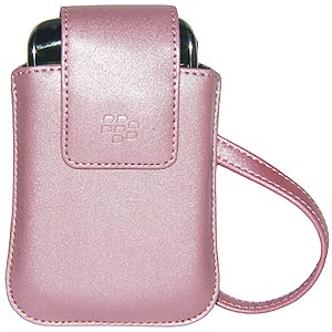 RIM (OEM) BlackBerry® Leather Tote - Pink - GB