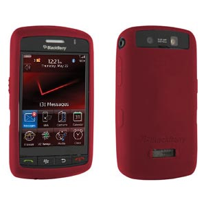 RIM (OEM) BlackBerry® Skin - Dark Red - GB