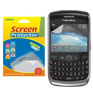 AMZER Kristal Clear Screen Protector for BlackBerry Curve 8900