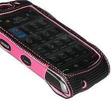 Load image into Gallery viewer, Flip Tech Case Pink Tie for BlackBerry Storm 2 9550