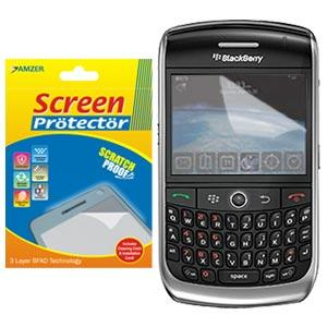 AMZER Kristal Clear Screen Protector for BlackBerry Bold 9650