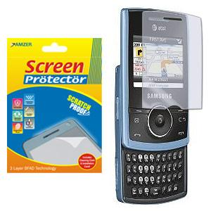 AMZER Kristal Clear Screen Protector for Samsung Propel A767