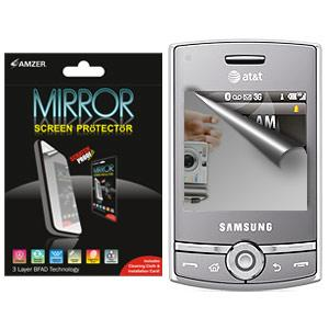 AMZER Kristal Mirror Screen Protector for Samsung Propel Pro i627