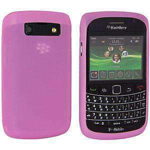RIM (OEM) BlackBerry Skin Case for BlackBerry Bold 9700 - Pink - GB