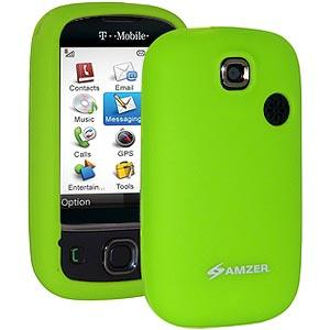 AMZER® Silicone Skin Jelly Case - Green