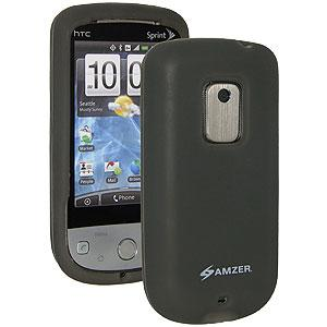AMZER® Silicone Skin Jelly Case - Grey