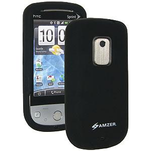 AMZER® Silicone Skin Jelly Case - Black