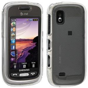 AMZER® Clear Snap On Crystal Hard Case for Samsung Solstice A887
