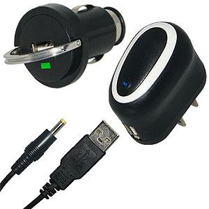 AMZER® 3-In-1 Charger Kit For Sony PSP