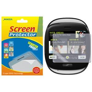 AMZER Kristal Clear Screen Protector for Microsoft KIN ONE
