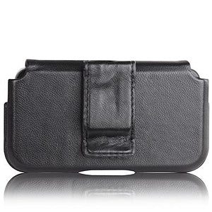 Case Mate Leather Hipster for iPhone 3G - Black - GB