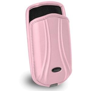 Cellet Viva Signature Neoprene Collection - Pink Fuerza Vertical for BlackBerry 7100x