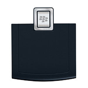 RIM (OEM) BlackBerry® Replacement Door for BlackBerry 8800 - Black - GB