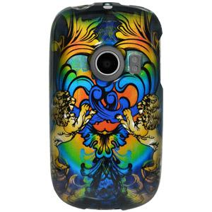 Protector Case - Rainbow Lion Sculpture for Huawei M835