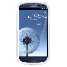 Load image into Gallery viewer, AMZER TPU Hybrid Case - White for Samsung GALAXY S III GT-I9300